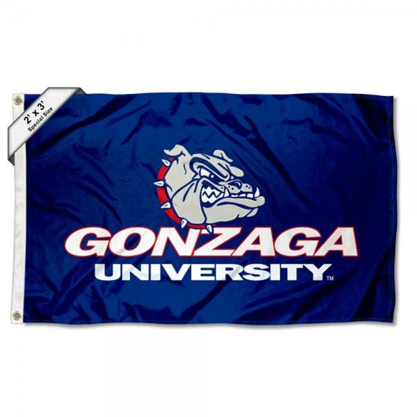 Gonzaga Bulldogs 2x3 Flag