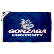 Gonzaga Bulldogs 2x3 Flag