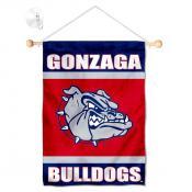 Gonzaga Bulldogs Small Wall and Window Banner
