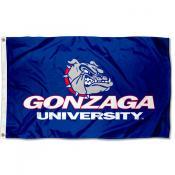 Gonzaga University 6 by 10 Foot Flag