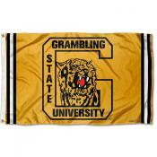Grambling State Tigers Retro Vintage 3x5 Feet Banner Flag