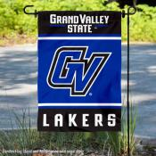 Grand Valley State University Garden Flag