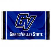Grand Valley State University Lakers Outdoor 3x5 Foot Flag