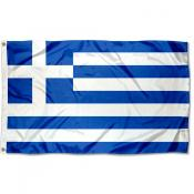 Greece Country 3x5 Polyester Flag