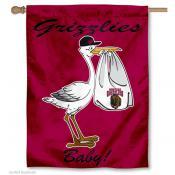 Grizzlies New Baby Banner