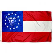 GSU Panthers GA State Design Flag