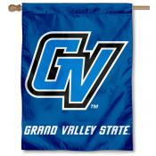 GVSU Lakers House Flag