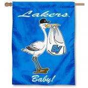 GVSU Lakers New Baby Banner