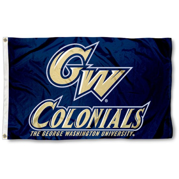 GW Colonials Flag