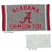 Gym Yoga Fitness Towel for Alabama Crimson Tide