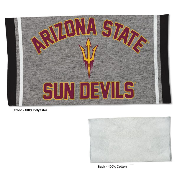 Gym Yoga Fitness Towel for ASU Sun Devils