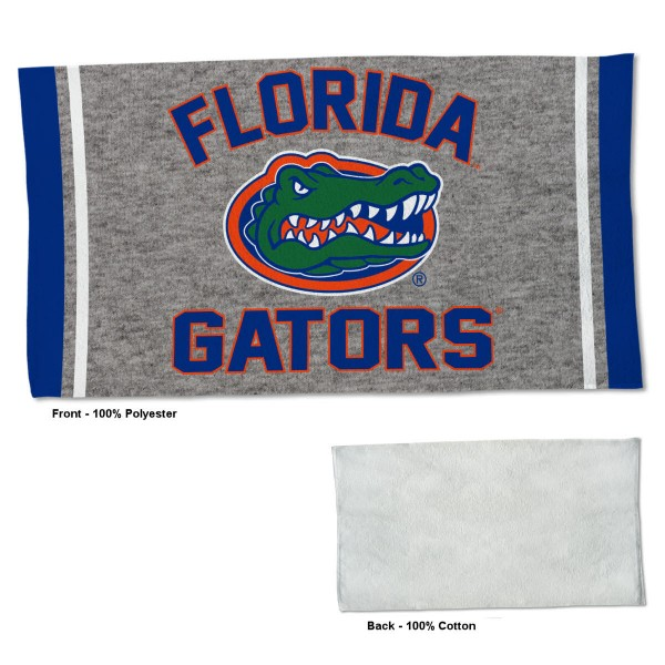 Gym Yoga Fitness Towel for Florida UF Gators