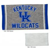 Gym Yoga Fitness Towel for Kentucky UK Wildcats