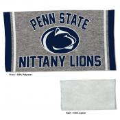 Gym Yoga Fitness Towel for PSU Nittany Lions