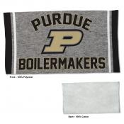 Gym Yoga Fitness Towel for Purdue