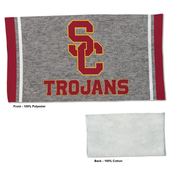 Gym Yoga Fitness Towel for Southern Cal USC Trojans