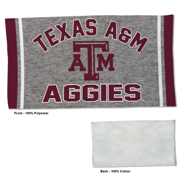 Gym Yoga Fitness Towel for Texas A&M