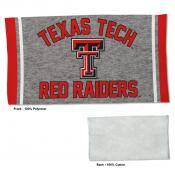 Gym Yoga Fitness Towel for Texas Tech