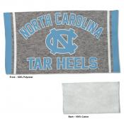 Gym Yoga Fitness Towel for UNC Tar Heels