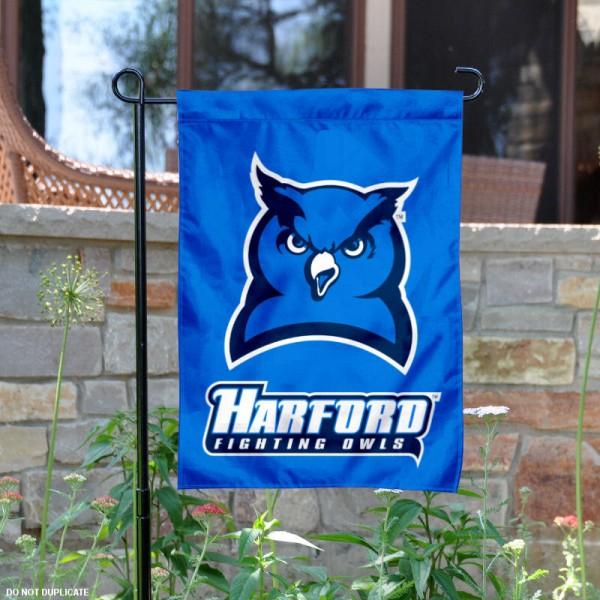 Harford College Fighting Owls Garden Banner