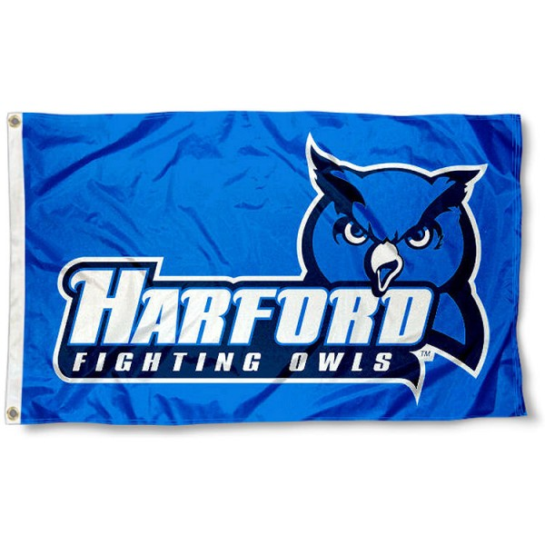 Harford Fighting Owls 3x5 Foot Pole Flag