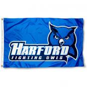 Harford Fighting Owls 3x5 Foot Pole Flag