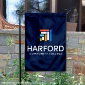 Harford Fighting Owls Garden Flag