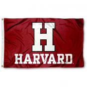 Harvard Crimson Athletic Insignia 3x5 Foot Flag