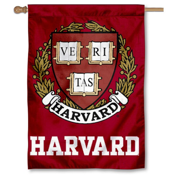 Harvard House Flag