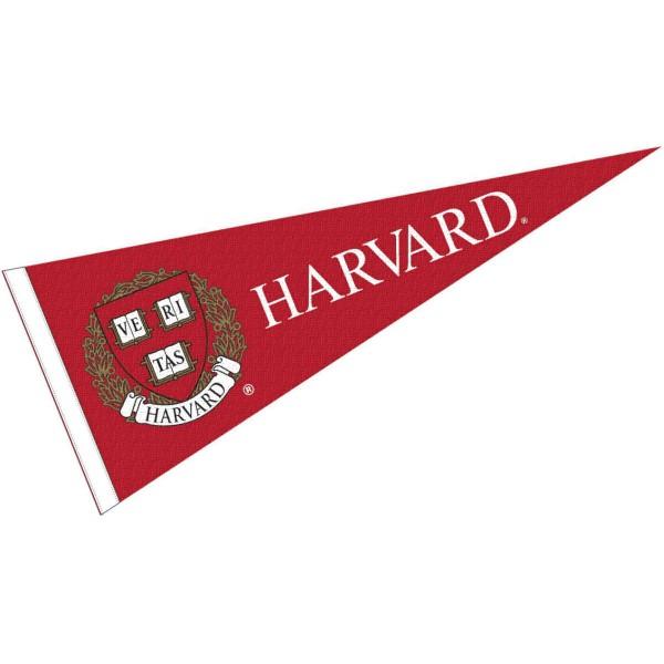 Harvard University Felt Pennant