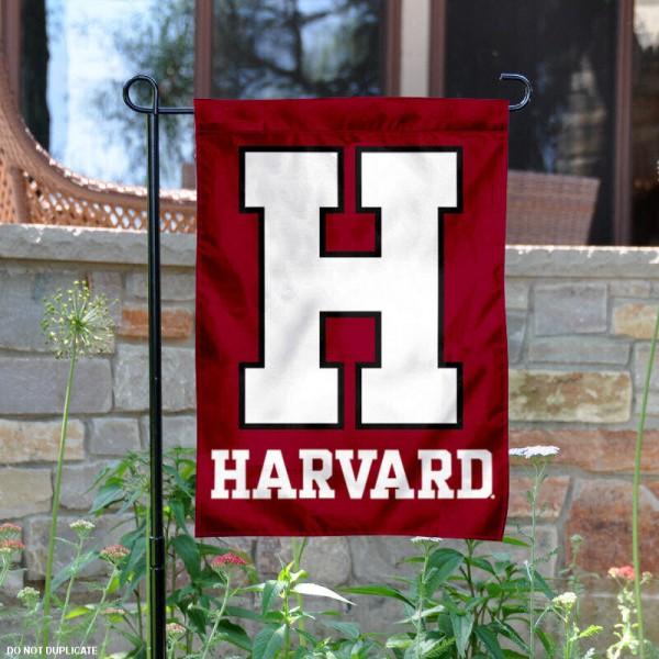 Harvard University Garden Flag