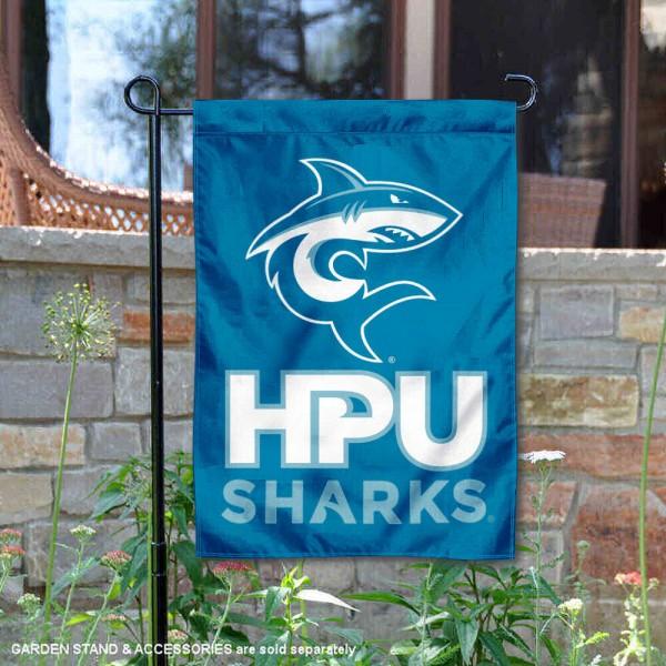 Hawaii Pacific University Garden Flag