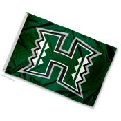 Hawaii Warriors Mini Flag