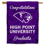 High Point Panthers Graduation Banner