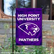 High Point University 2 Ply Double Sided Garden Flag