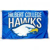 Hilbert Hawks Flag