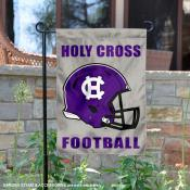 Holy Cross Crusaders Football Garden Flag