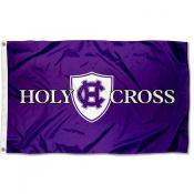 Holy Cross Crusaders Outdoor Grommet Flag