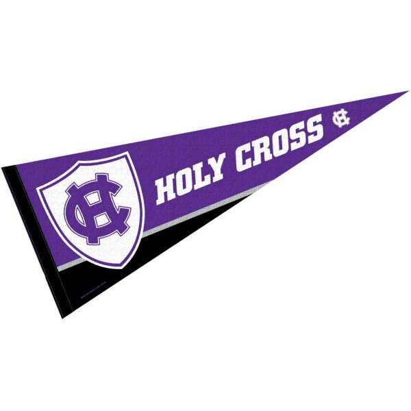 Holy Cross Crusaders Pennant