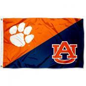 House Divided Flag - CU Tigers vs AU Tigers