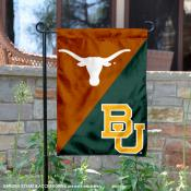 House Divided Garden Flag - UT Longhorns vs. BU Bears