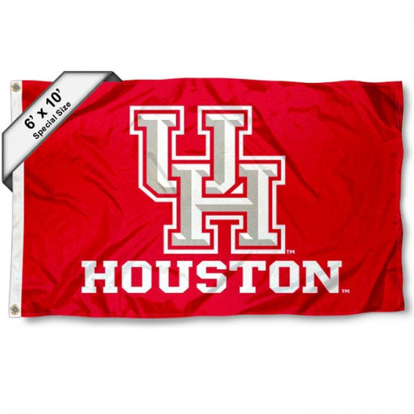 Houston Cougars 6x10 Foot Flag