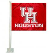 Houston Cougars Car Flag