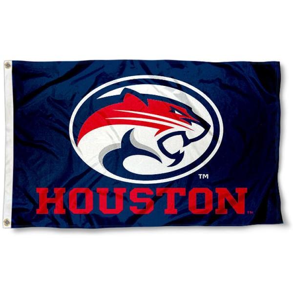 Houston Cougars Flag