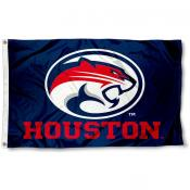 Houston Cougars Flag