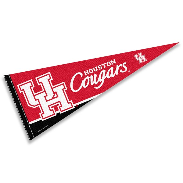 Houston Cougars Pennant