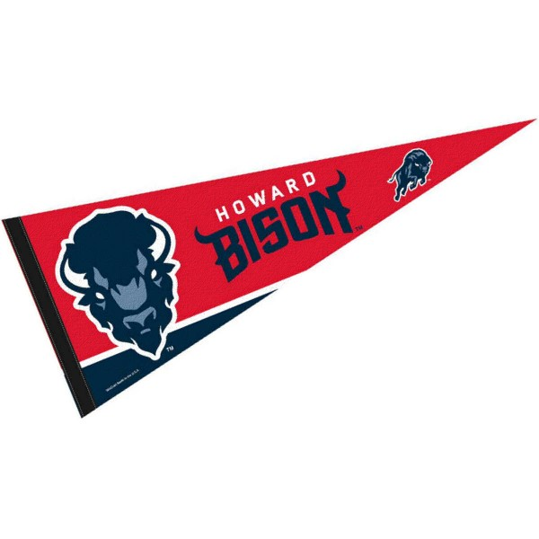 Howard Bison Pennant