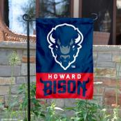 Howard University Garden Flag