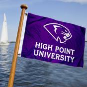 HPU Panthers Boat Nautical Flag