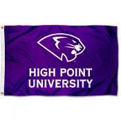 HPU Panthers Wordmark Flag